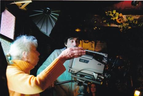 Olga Petrov, cinéaste du week-end…