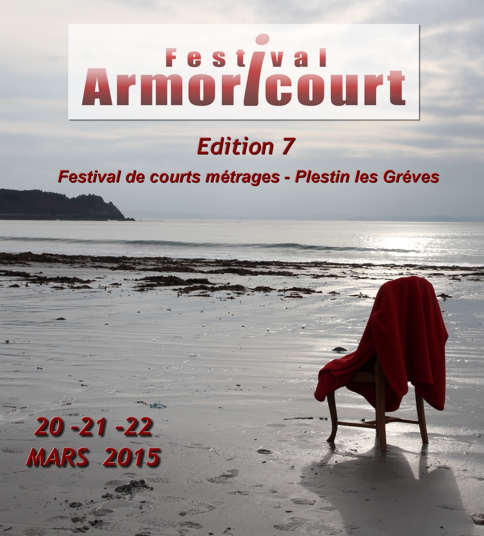 Festival de courts métrages ARMORICOURT – Appel à films