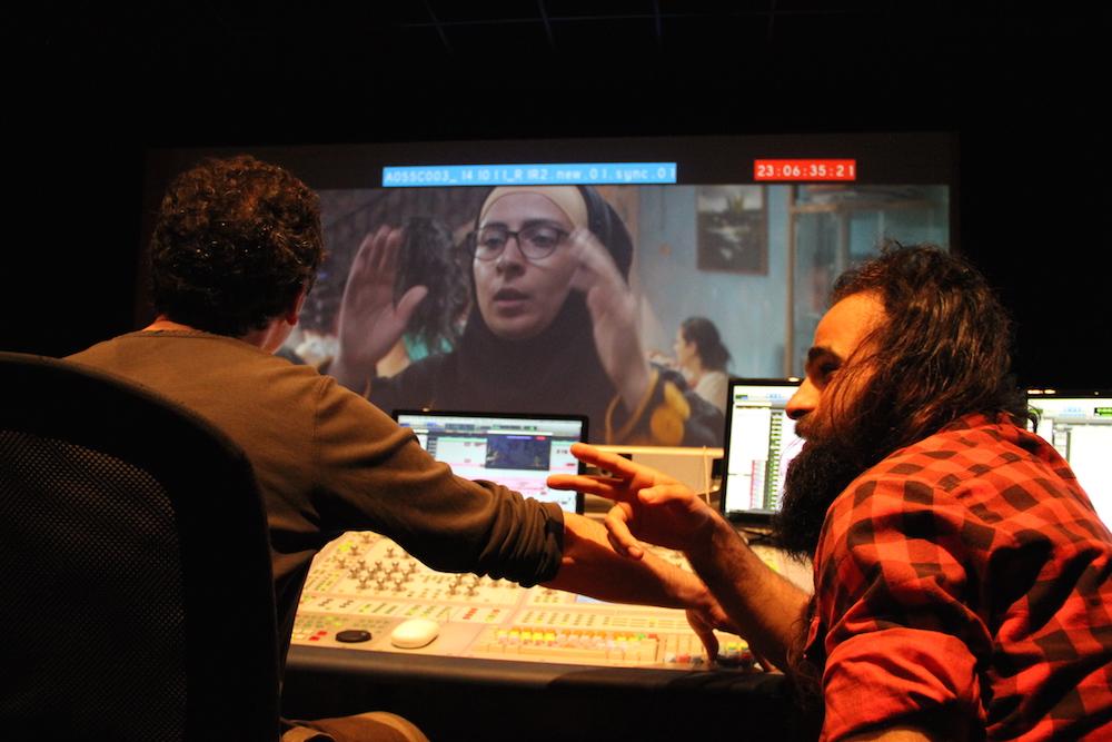 Films en bretagne une com die palestinienne mix e - Salon erotique rennes ...
