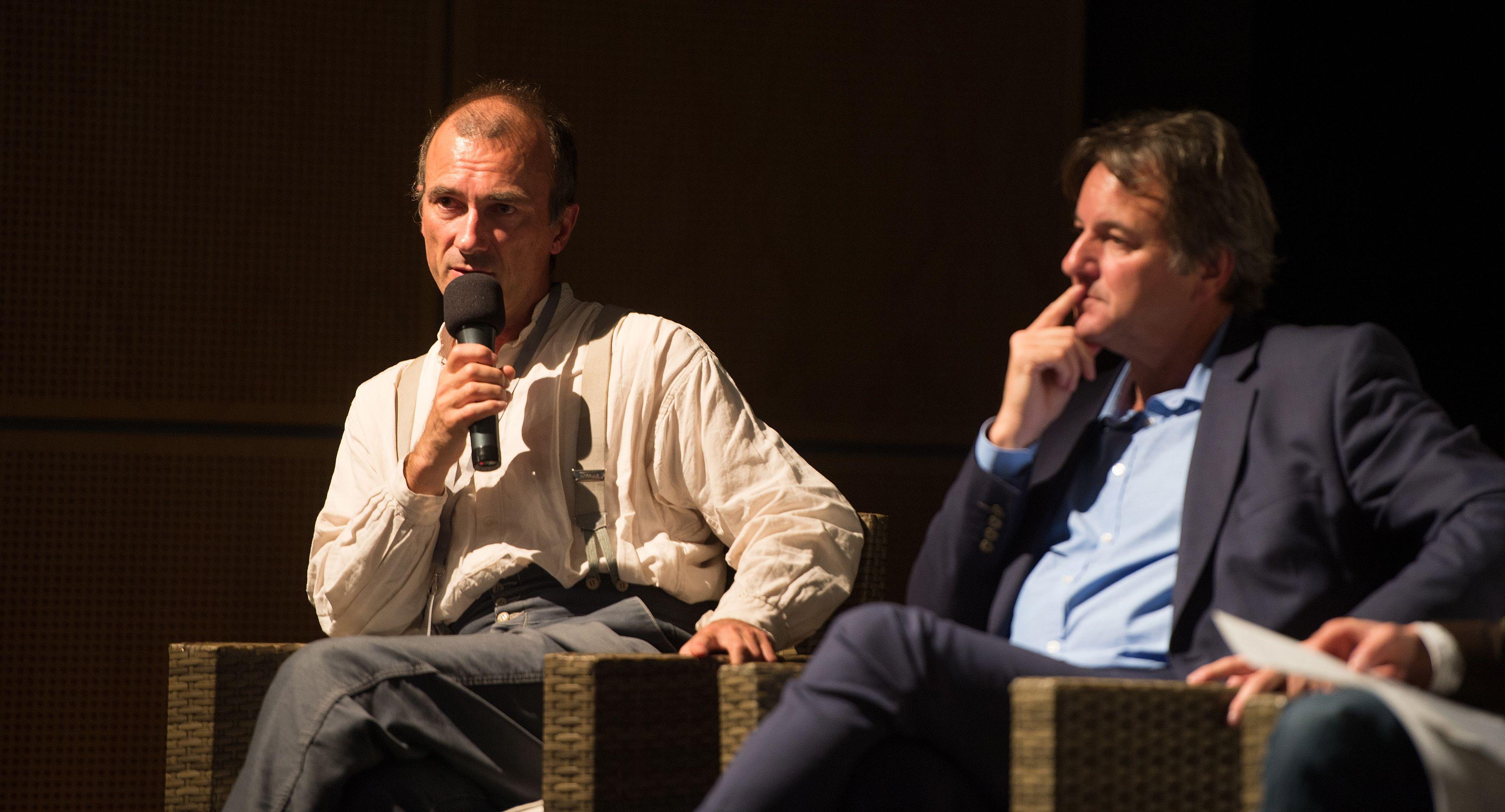 Serge Steyer et JM Le Guennec