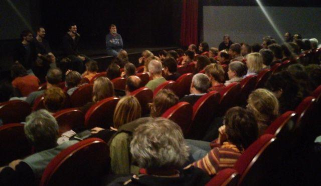 Cinéma Tati à St Nazaire