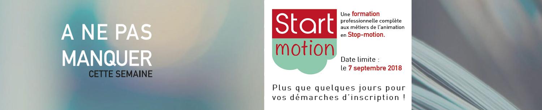 Bandeau Startmo slide