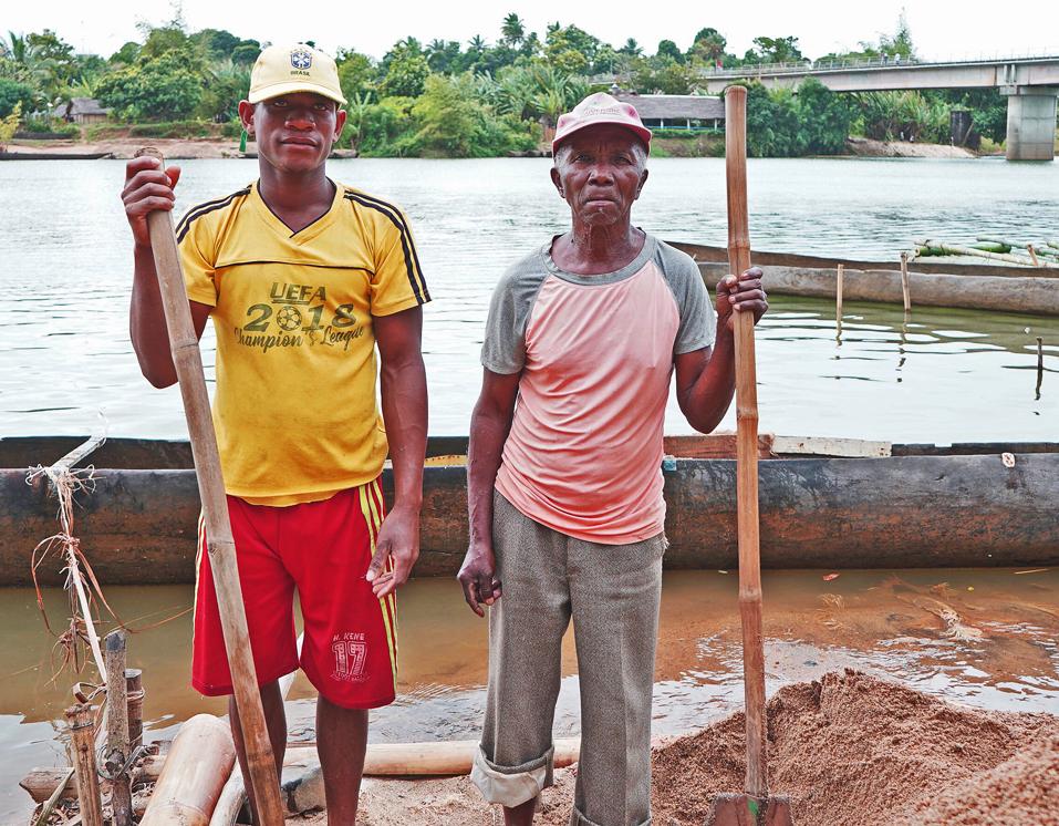 Pêcheurs de sable