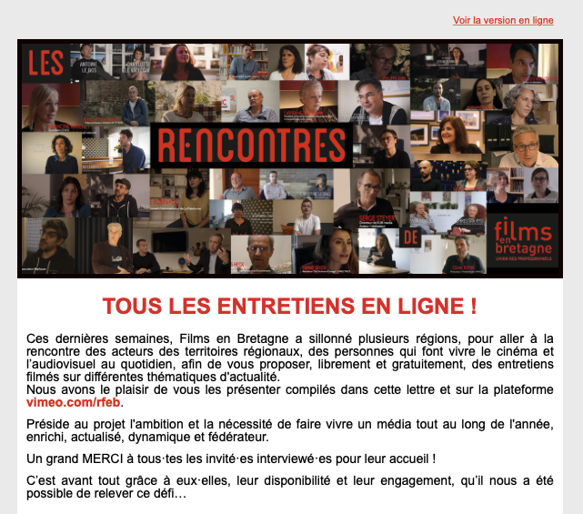 NL Rencontres #RFEB20