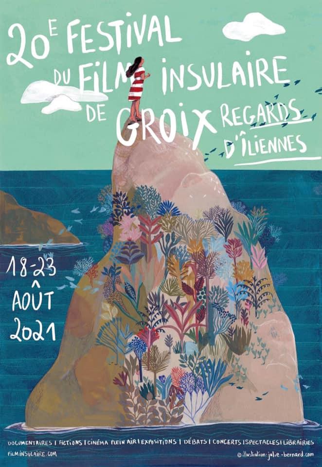 Affiche festival de Groix