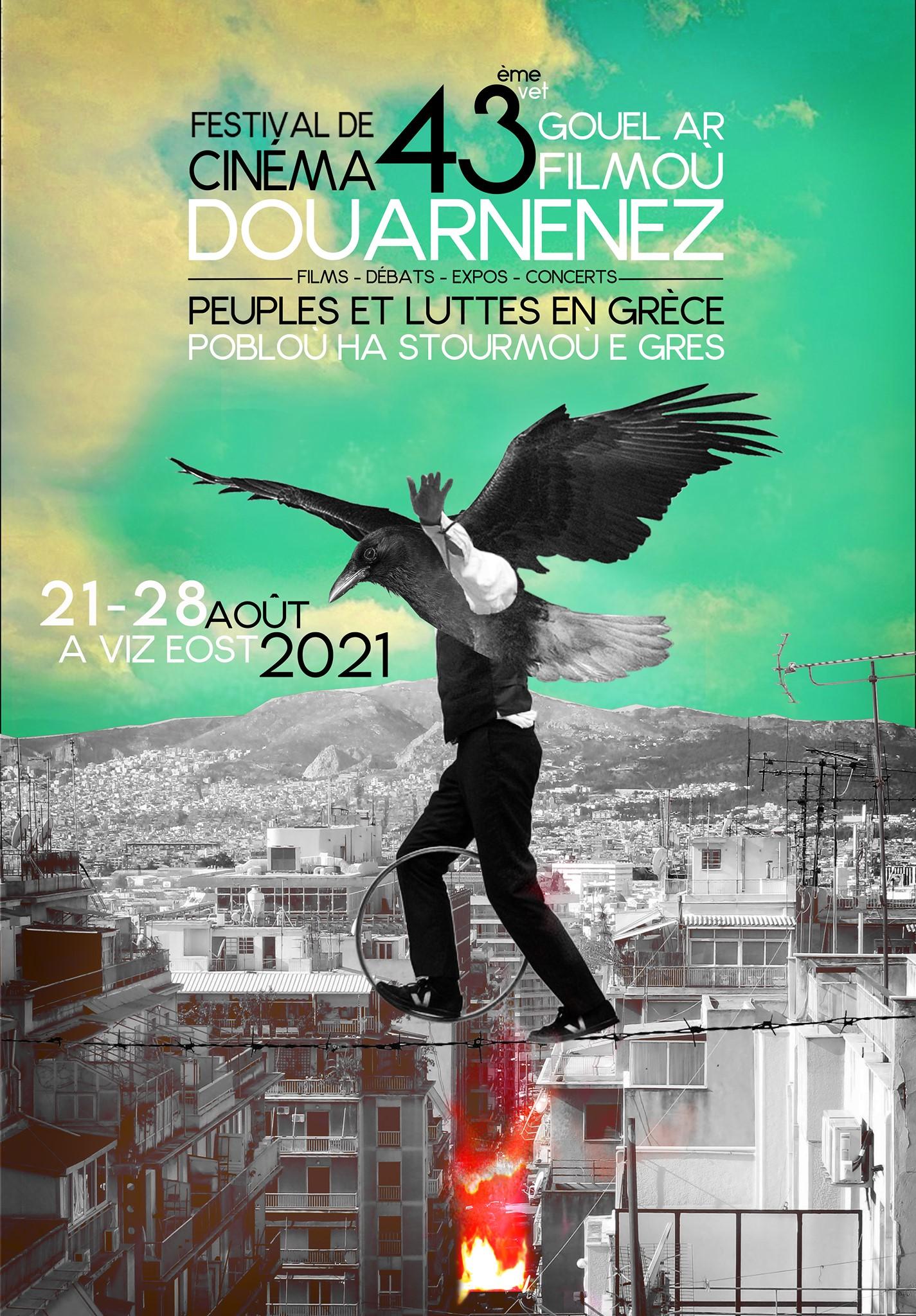 affiche douarnenez2021