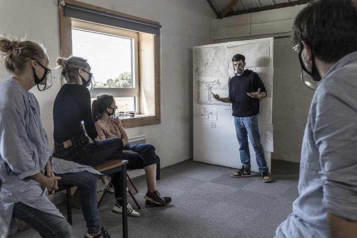 Mehdi Ouahab 5 © Brigitte Bouillot : Le Groupe Ouest